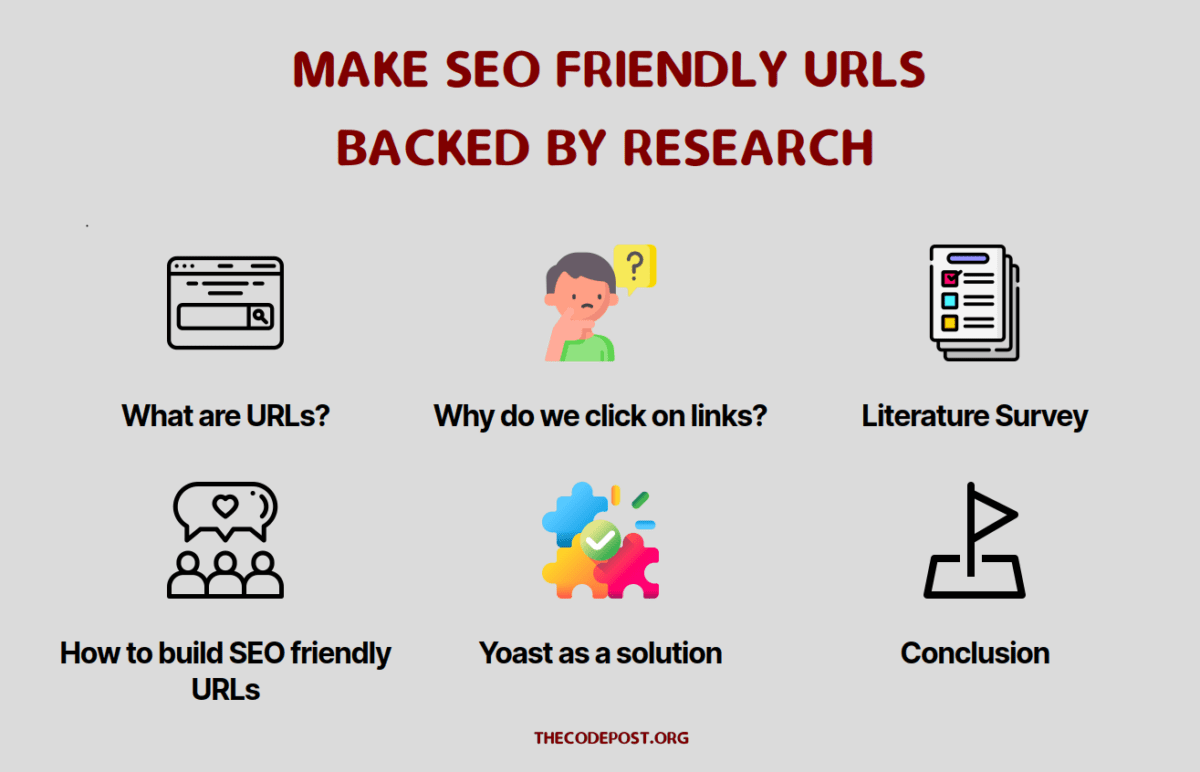make seo friendly urls