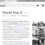 wikiwand feel good google chrome apps