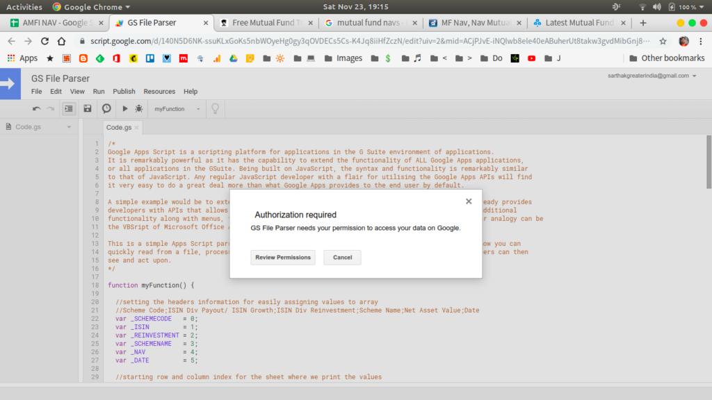 appscript authorization