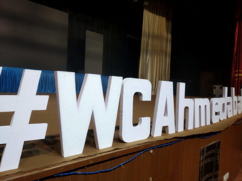 WCAhmedabad wordcamp