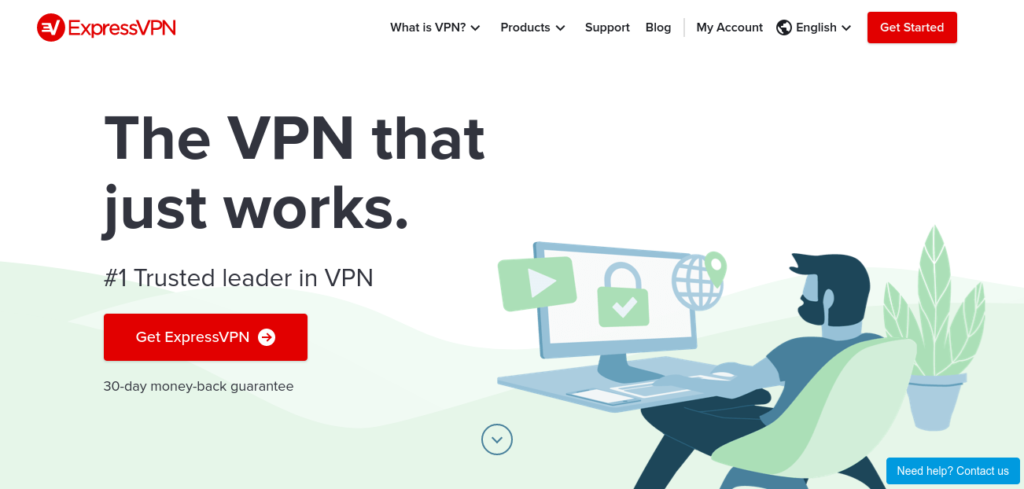 expressvpn for work from home